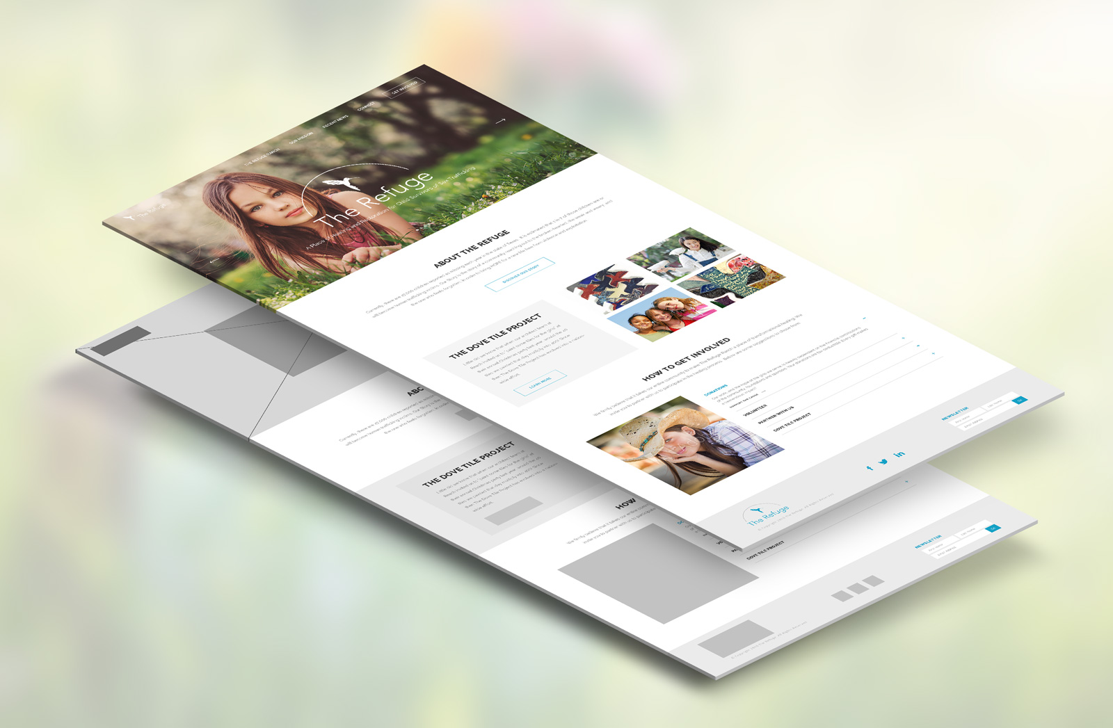 home-template-mock