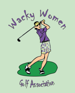 Former Logo used for Wacky Women